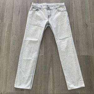 ALEXANDER MCQUEEN men's jeans